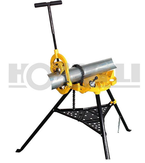 H401 aluminium Tri - la chaîne de stand étau 1/2