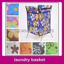 novelty laundry basket with leg