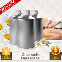 Natural Chamomile Rome oil for massage