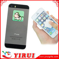 Hot sell factory price novelty microfiber cell phone screen cleaner