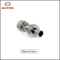 Ehpro billow v2 nano kit ceramic coil atomizer new electronic cigarette 2015 big battery e cigarette