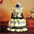 La alta calidad de vocaloid Lolita Cosplay vestido Anime Cosplay Lolita vestido uniformes traje de Halloween
