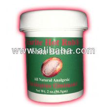 Karite Hot Rub, Natural Pain Relief