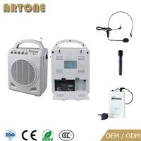 Teaching portable wireless microphones pa amplifier for teachers