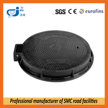 EN124 SGS test composite manhole cover