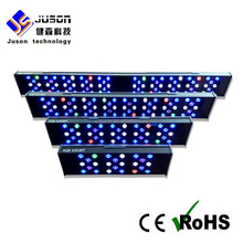 Newest design aquarium led lighting no harm for eyes and shimmering used for aquarium lighting(AQL-3S-180W)