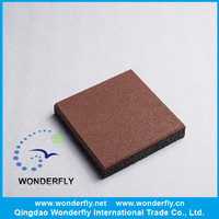 rubber flooring price for outdoor sports court
