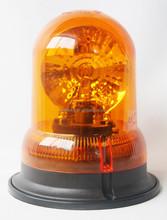 Waterproof long use light for truck halogen rotating beacon