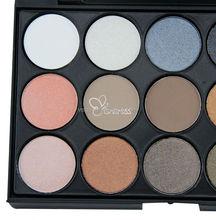 makeup no brand E15#2 E naked eyeshadow palette