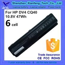 Trade Assurance Supplier, original DV4 laptop battery for HP DV5 DV6, CQ40 CQ45 CQ50 CQ60 CQ70