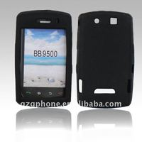 silicon gel phone cases for Blackbery 9500