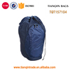 polyester custom drawstring duffle bag