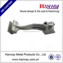China GuangZhou die casting manufacturer precision cnc machining support arm medical equipment