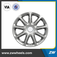 popular design 12 inch alloy wheels of motorcycle(ZW-P116)