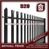 Quality Motto Metal Railway decorative metal fence panels