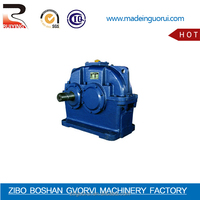 ZDY high output speed , single-stage ratio reduction gearbox/reducer/gear boxes/gearboxes with dc electric motor