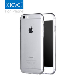 For iphone 6s ultra thin case clear TPU case for iphone 6