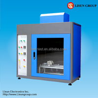Lisun ZY-3 Needle Flame Test machine which the angle of burner plumb when adjust the flame's height