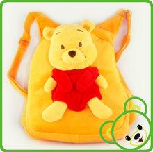 mochila de peluche hty0359 niños de dibujos animados