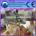 Industrial proteína texturizada de soja linha de processo/proteína de soja máquinas de comida( skype: junemachine)