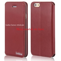 Flip PU Leather Case Cover for Huawei P8 Lite