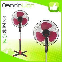 2015 best selling etl approval 16 inch stand fan/Sharp air cooler b1