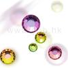 China wholesale hotfix rhinestones YHB Crystal stones Vitrail Medium ss6 ss8 ss16