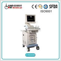 Full-Digital Color Doppler Ultrasound Diagnostic System with CE
