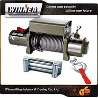 Super Quality Widely Use Electric Pulling Windlass Cable Drum Winch