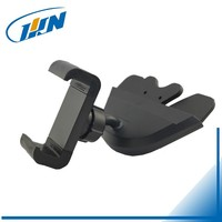 #091+087#CD Slot Car Mount Universal Mobile Phone Holder for Android & Apple iPhone Smartphones