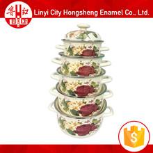 Trade Assurance Ceramic Enamel Cookware