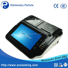 M680 emv card stock touch pos machine / touch screen pos machine / pos system pci