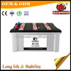 12v deep cycle 120ah rechargeable dry charged car battery prices N120