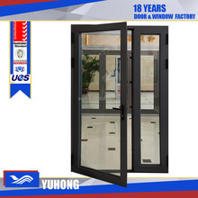 High quality Exterior Aluminum house front door