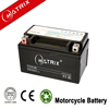 oem high quality maintenance free MF motorcycle battery 12v 7 ah YTX7A-BS