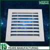 Ventilation aluminum return air grille exhaust air duct return