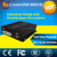 CM510-62W 4ch real time mobile dvr player with H.264 Compression 3G mobile dvr with GPS google
