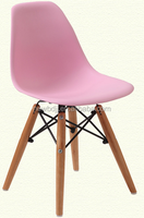 Colorful Children Little Emes Plastic Chair And Table