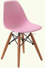 Colorful enfants petite Emes en plastique chaise et de Table