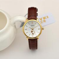 Luxury Branded Golden Case Fashion Lover's Watch Vintage Relojes De Marca