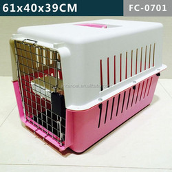 100%PP material Pet airline carrier/crate/case/house