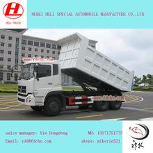 dongfeng 40 toneladas camión de volteo