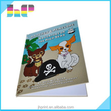 OEM professioanl printing vivid picture and colorful child kids books with high quality