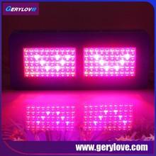 660nm 450nm blue led grow light 500w 100pcs 5w leds