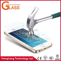 0.26mm 2.5D Tempered Glass Screen Protector for iPhone 5 5s 5C Mobile phone film