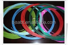 10 gauge pvc coated wire roll , soft pvc tie wire from anping ,hebei Chinese factory