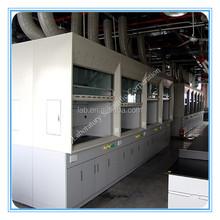 laboratory turnkey design ventilation fume extract system