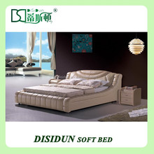 latest double wood indian bed designs