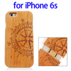 Wholesale Price Separable Bamboo Wood for iPhone 6s Protective Case