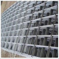 Factory security Galvanized welded wire mesh panel